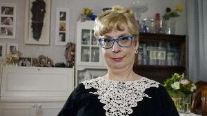 Tiina Kumpuvuori i Åbo.