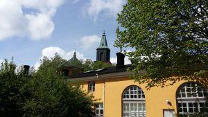 Landshövdingens magasin i Åbo.