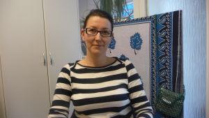 Tanja Nesterova studerar till kontakttolk