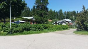 Kaunissaarivägen i Borgå