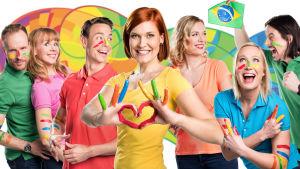 Rion olympialaiset pressikuva