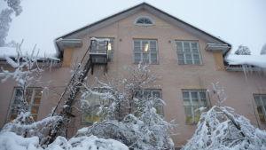 Lielax skola vintern 2010.