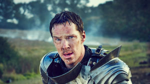 Benedict Cumberbatch on Rikhard III