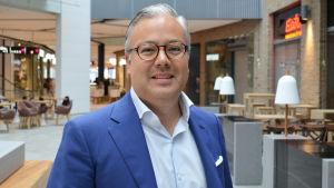 Investeringschef på Citycon