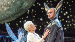Judi Dench ja Al Murray