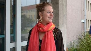Daniela Bensky är projektkoordinator på riskkapitalbolaget Inventure.