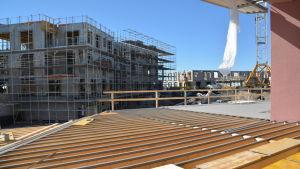 Fabriksuddens nya bostäder i Hangö ska vara klara i maj 2017.