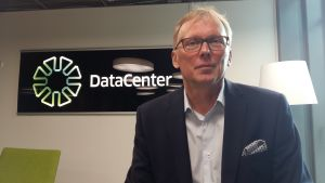 Ilkka Vallo, vd för Data center Finland