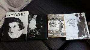 böcker om Coco Chanel