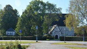 Tenala kyrka.