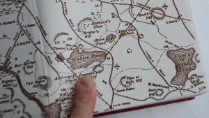 Karta ur Walden