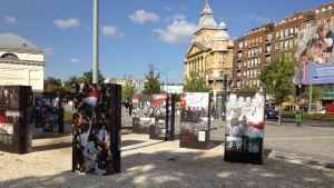 Minnesmärke över Ungernrevolten 1956