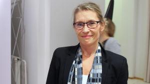 Nina af Hällström, sfp, i Esbo fullmäktige