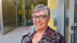 Åbo Akademis kansler Ulrika Wolf-Knuts.