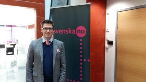 programkoordinator för Svenska nu