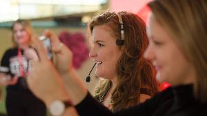 Amie Borgar och Michaela Rosenback följer med X3M:s specialsändning under Näsdagen 2016.