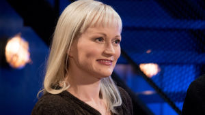 Kuvassa Helena Rängman
