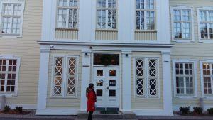 Ispois herrgårds fönster och spröjsar