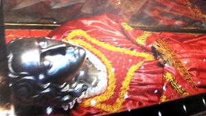 Lucias reliker i Venedig