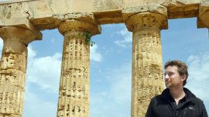 Michael Scott Sisiliassa sarjassa Keitä kreikkalaiset olivat