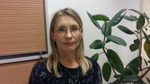 Verksamhetsledare Nina af Hällström, SAMS