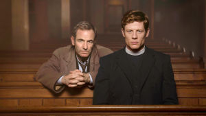 Grantchester-sarjan uudet 2. kauden jaksot.