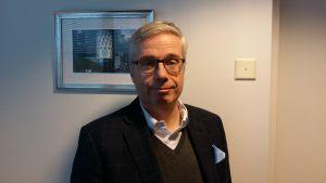 Jukka Ruuska är vd för Suomen Asiakastieto.