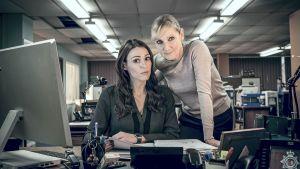 Manchesterin poliisin voimakaksikko Rachel Bailey ja Janet Scott palaavat viidennen kauden uusissa jaksoissa.