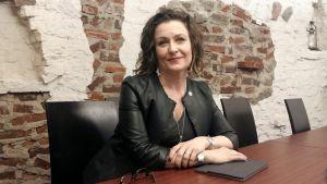Laura Londén, biträdande generalsekreterare för FN och ansvarig vice chef för FN:s befolkningsfond UNFPA:s administration.
