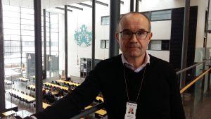 Carl-Johan Rosenböijer, Överlärare i företagsekonomi på Arcada
