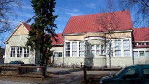 Nordiska konstskolan i Karleby.