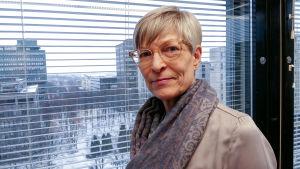 Kirsi Pimiä är Diskrimineringsombudsman i Finland