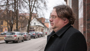 Vice statssekreterare Mart Laidmets vid Estlands undervisningsministerium i Tartu.