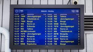 Busstidtabeller