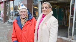 Carl-Gustaf Aminoff och Margit Smeds Aminoff
