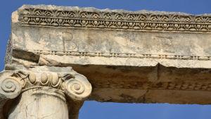 Antiikin kreikan pylväs