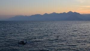 Turkin rannikkoa