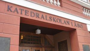 Katedralskolan i Åbo