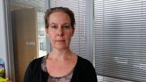 Hanna Nohynek är överläkare vid THL:s vaccinationsenhet.