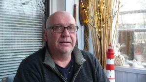 Kari Häggblom, SDP.