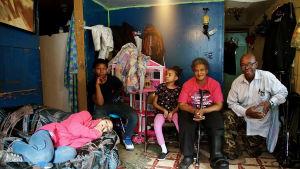 McDowellin piirikunta Länsi-Virginiassa on USA:n köyhimpiä. Alueen asukkaat äänestivät upporikasta Donald Trumpia enemmän kuin missään muualla Yhdysvalloissa.