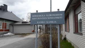Björkbacka i Jakobstad.