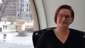 Päivi Mäenpää var med och rekryterade de första sjukskötarna till Finland.