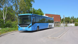 Hsls buss i Nickby