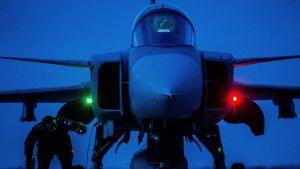 Ungerska flygvapnets Jas 39 Gripen