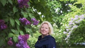 Eläintieteen tohtori Heidi Kinnunen