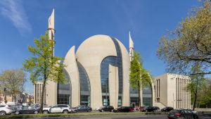 Centralmoskén i Köln i Tyskland.