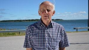 Eirik Klockars, Bergöbo och fullmäktigeledamot för SFP i Malax