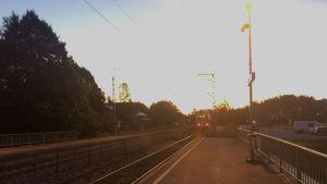 Sjundeå tågstation