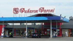 Servicestationen Pukarin Paroni